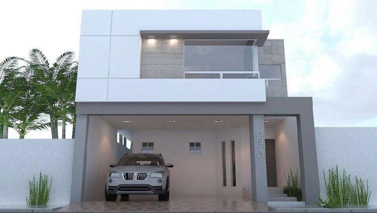 Casa en venta en cumbres monterrey n.l.