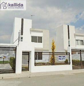 Kallida renta casa en residencial foresta, amplio jardín /