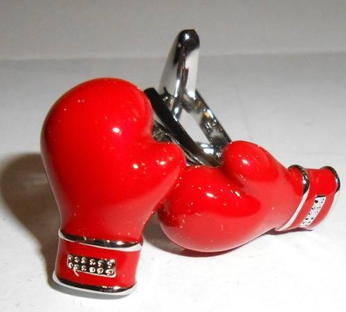 Mancuernillas guantes de box