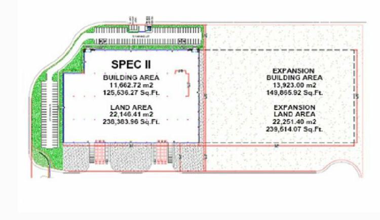 Nave industrial venta/renta, disponibilidad de 11,662.70 m2