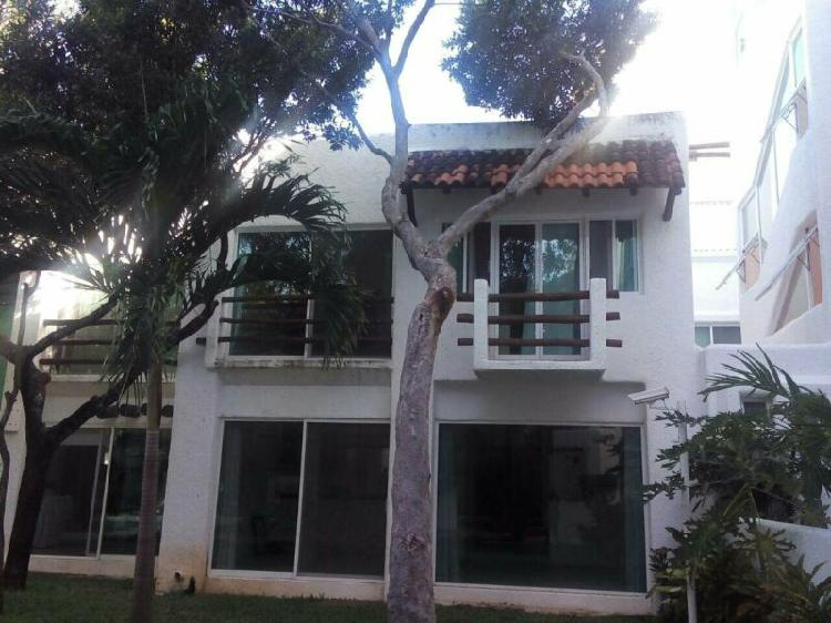 Rento casa cancun, entrada zona hotelera