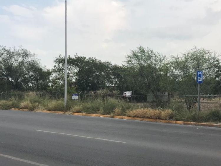 Terreno comercial en venta en guadalupe, nuevo leon /