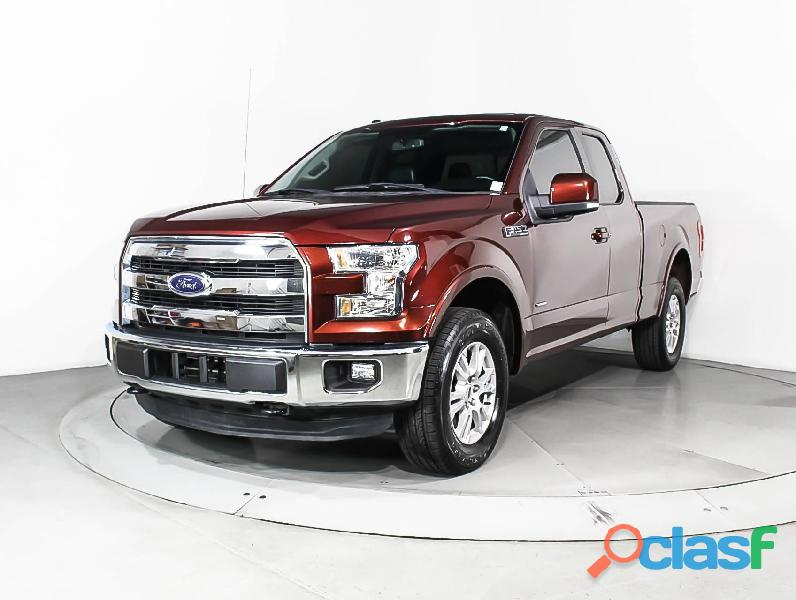 Ford lobo 2015 4x4
