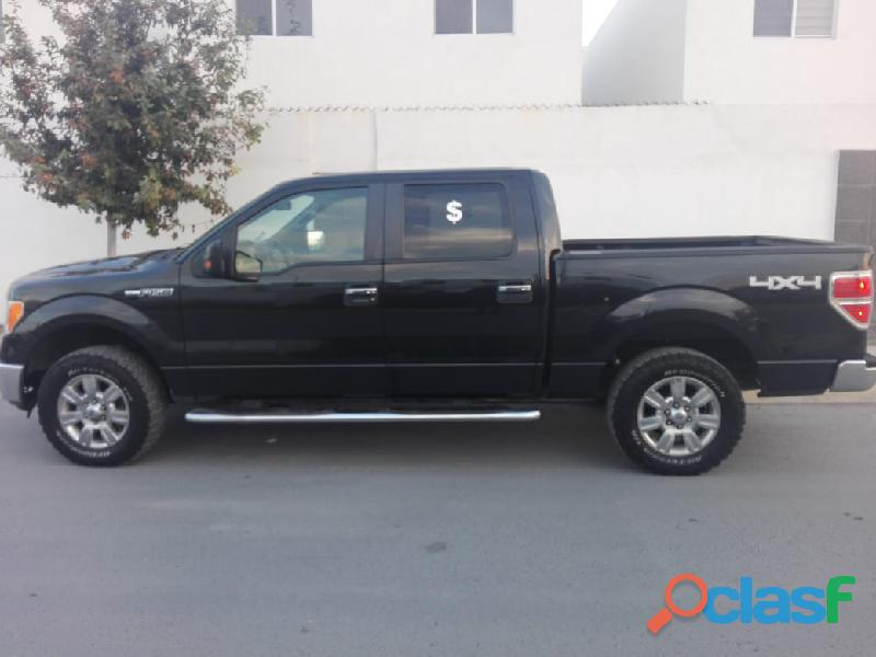 Ford lobo f 150 4 x 4, doble cabina 2010