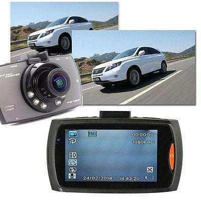 2,7 g30 dvr auto grabador cámara 1080p hd videocámara