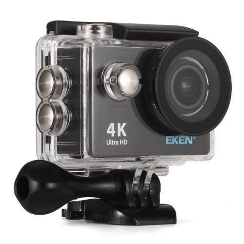 Camara video deportiva 4k uhd videocamara action h9 cam pro