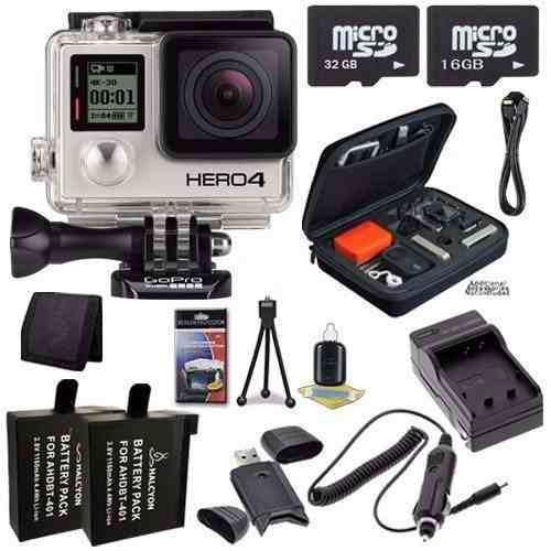 Gopro hero4 black edition cámara de acción 4k videocámara