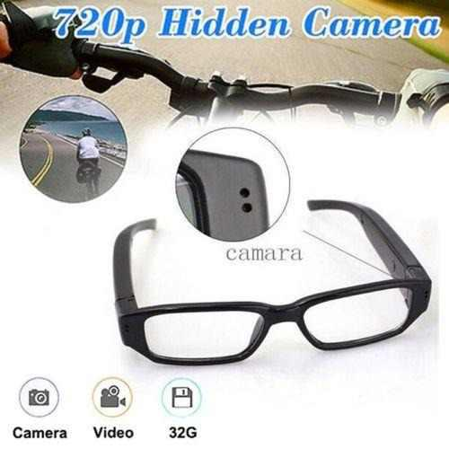Hd 720p - mini hd 1080p/720p espía videocámara cámara