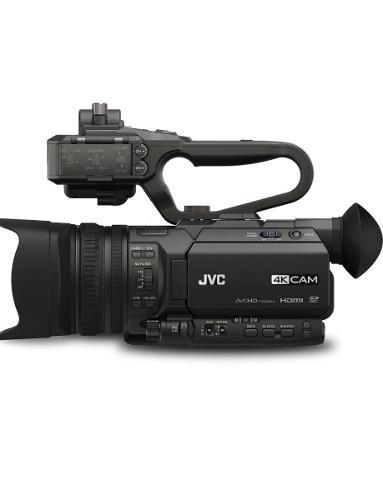 Jvc 4k gy-hm170ua videocámara profesional