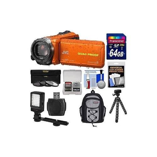 Jvc everio gz-r440 videocámara con cámara de video hd full