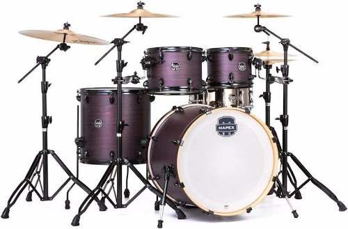 Mapex armory 5 piezas fusion shell pack - ar504s
