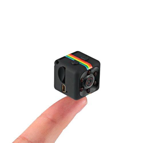 Quelima sq11 mini cámara 1080p hd videocámara con visión