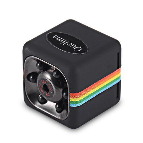 Quelima sq11 mini cámara 1080p videocámara hd con visión