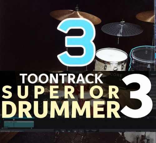 Superior drummer 3 - vst aax + teamviewer pc + envio gratis