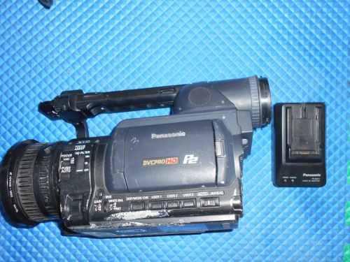 Videocamara panasonic dvcpro hd ag-hvx200p maltratada