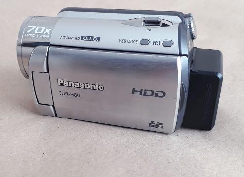 Videocamara panasonic hdd. sdr-h80