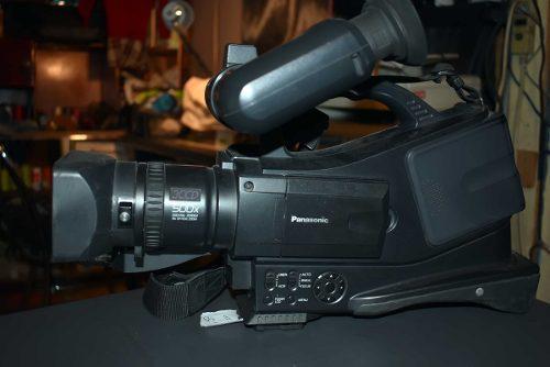 Videocamara panasonic minidv
