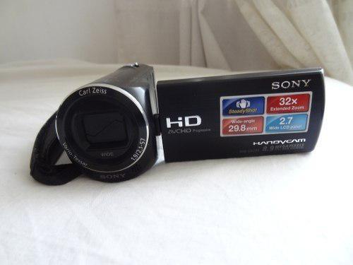 Videocamara sony cx240 hd