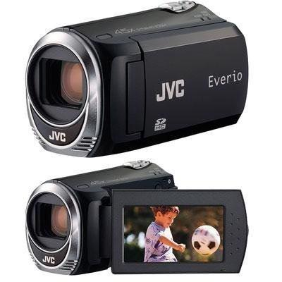 Videocámara con memoria flash everio s jvc gz-ms110
