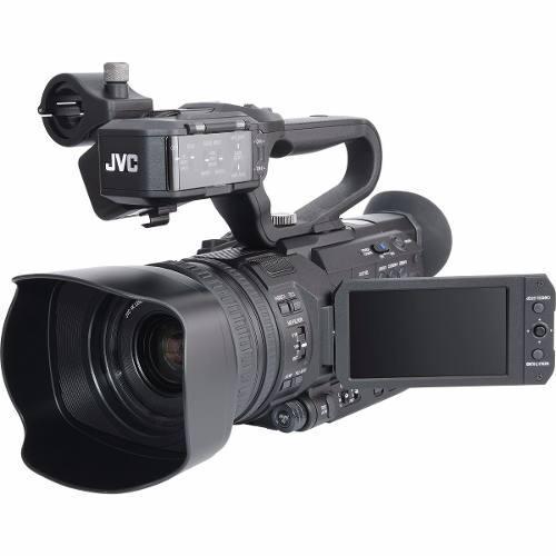 Videocámara profesional jvc gy-hm170u ultra hd 4k