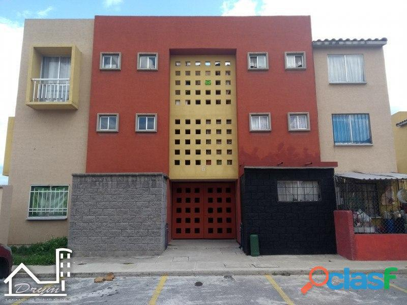 Departamento duplex en venta tecamac 1263