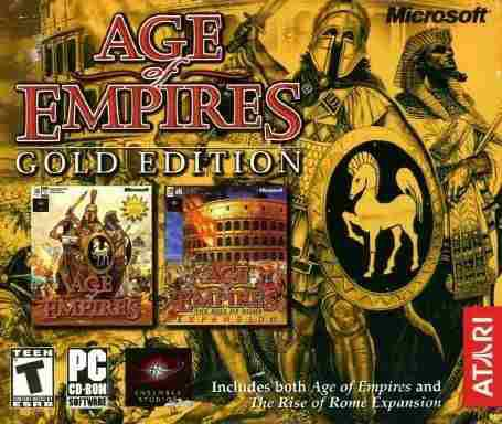 Age of empires 1 inc. rise of rome pc digital