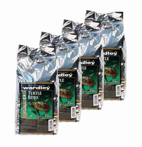 Alimento tortugas turtle bites caja de 6kg star pet shop