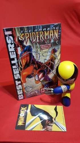 Amazing spiderman pecados del pasado best sellers vol. 1
