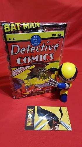 Batman detective comics #27 linea de lujo edit televisa