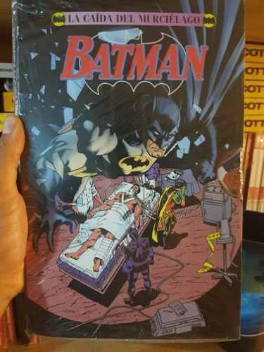 Batman la caída del murciélago colección completa vid 4