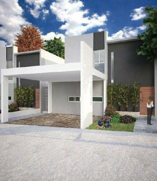 Casas a la venta en conjunto habitacional cholul 7, yucatán