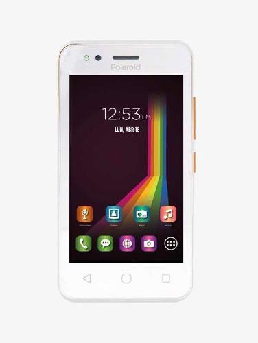Celular android marca polaroid color blanco nuevo y liberado