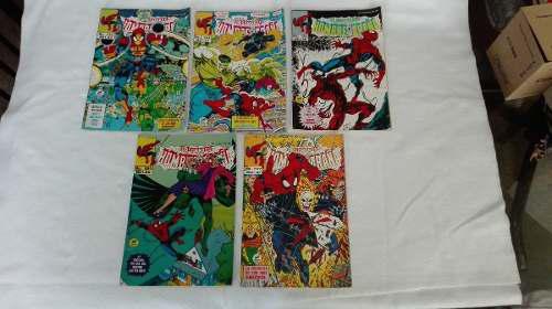 Comics el asombroso hombre araña edit. novedades 1993