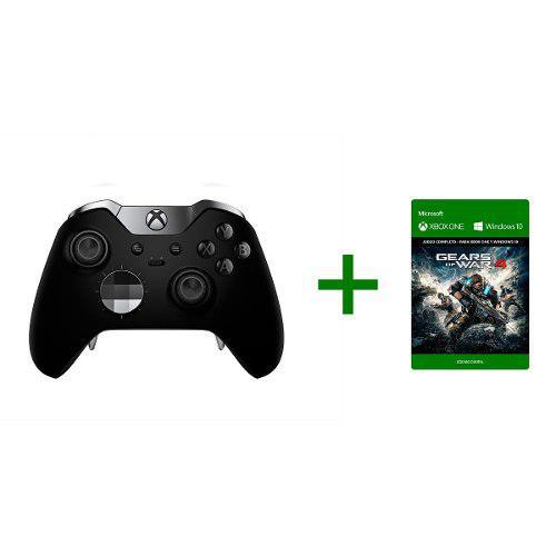 Control Inalámbrico Elite Xbox One + Gears Of War 4 Nuevo