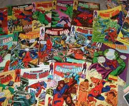 Kcg comics sueltos el asombroso hombre araña novedades