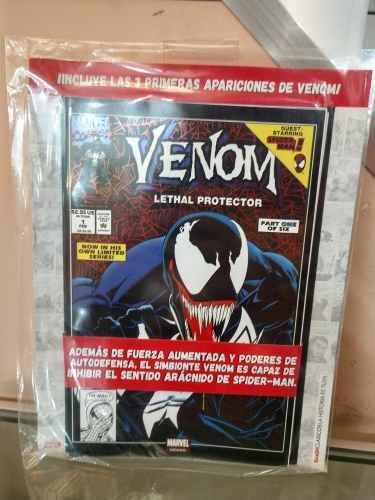 Marvel comics las 3 primeras apariciones de venom español