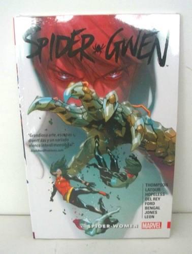 Marvel comics spider gwen vol 2 spider-women silk