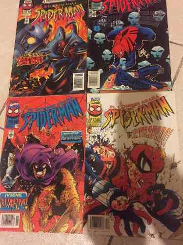 Marvel comics (vid) spiderman en español