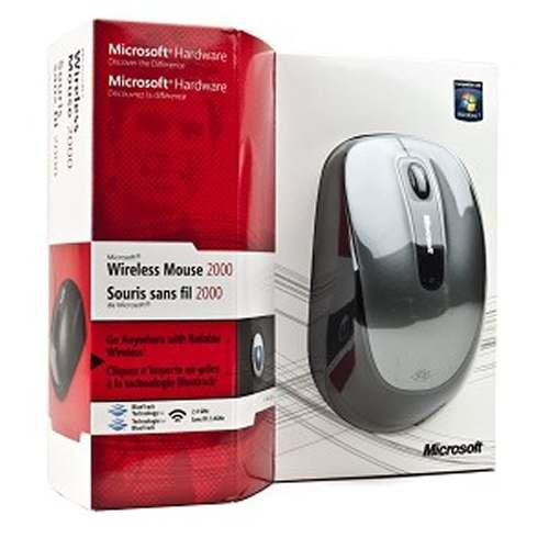 Mouse microsoft wireless 2000