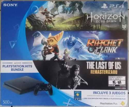 Ps4 playstation hits bundle 500 gb sony