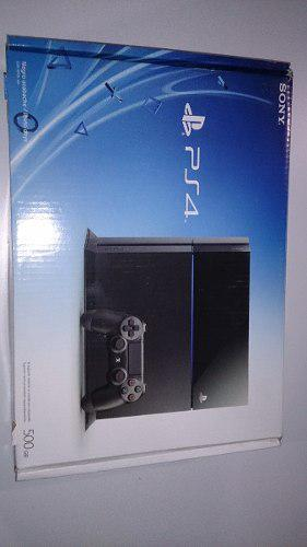 Ps4 seminuevo 500gb 1control hdmi audifono caja original