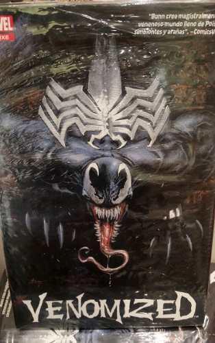 Venom: venomized marvel comics deluxe español nuevo