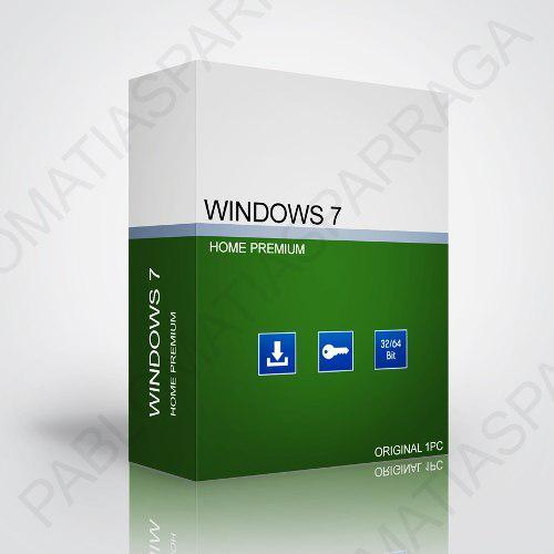 Windows 7 home prem promocion original