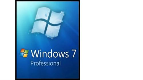 Windows 7 professional licencia original 1 pc