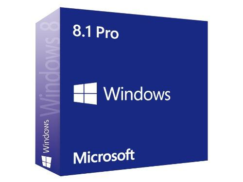Windows 8.1 pro licencia original 1 pc