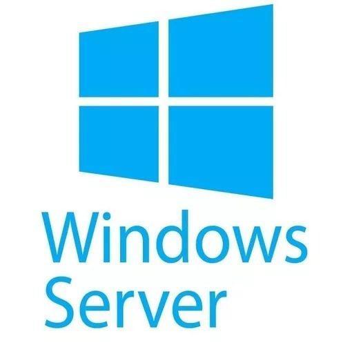 Windows server 2016 standard + 10 cal rds licencia