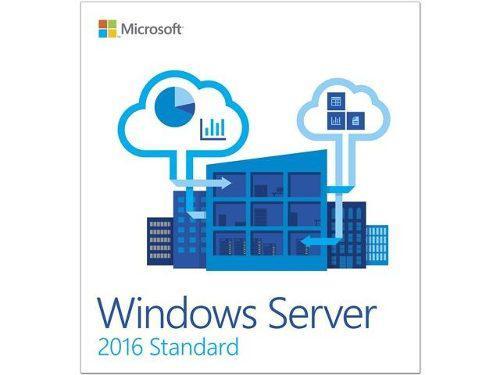 Windows server 2016 standard licencia original 1pc