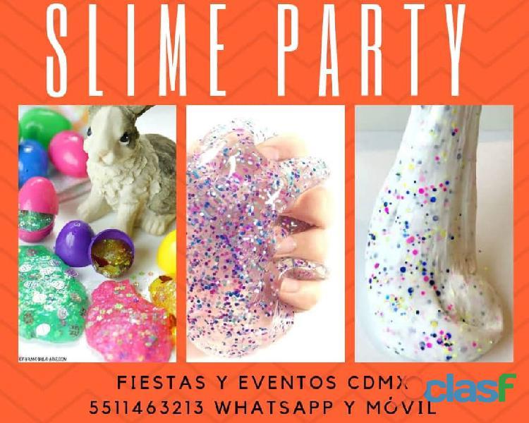 Servicios para fiestas y eventos