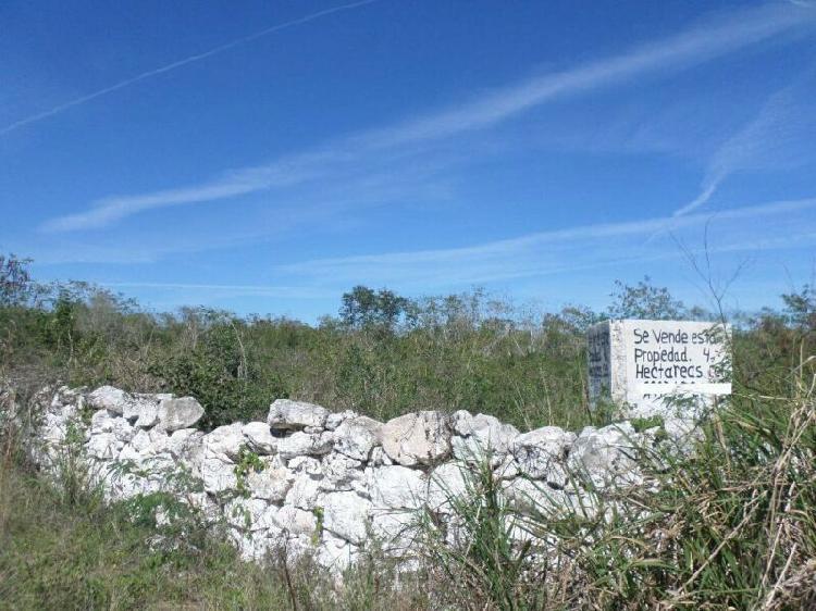 Terreno en venta ideal inversionistas para construcción de