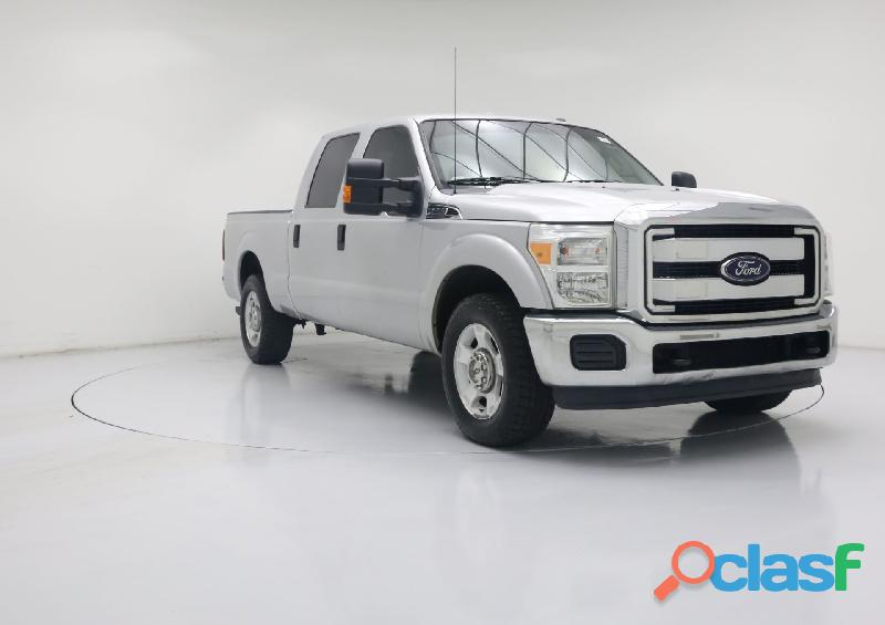 Ford f250 2015 4x4
